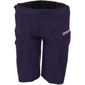 Zimtstern Startrackz Bike Shorts Women Midnight